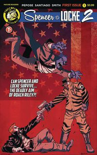 Spencer & Locke #1 (Cover C - Mulvey)