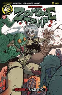 Zombie Tramp Ongoing #59 (Cover A - Maccagni)