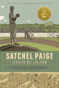 Satchel Paige Striking Out Jim Crow GN