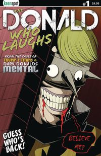 Donald Who Laughs #1 (Cover A - Main)