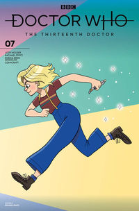 Doctor Who 13th #7 (Cover C - Smith)