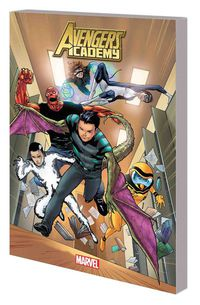 Avengers Academy TPB Vol 02 Complete Collection