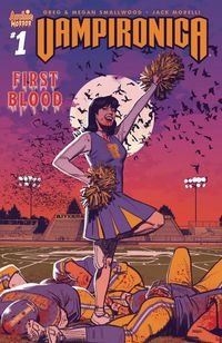 Vampironica #1 (Cover A - Reg)
