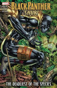 Black Panther: Shuri Deadliest Of Species TPB (New Printing)