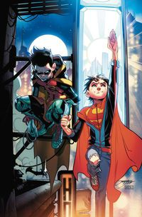 Adventures of the Super Sons TPB Vol 01 Action Detective