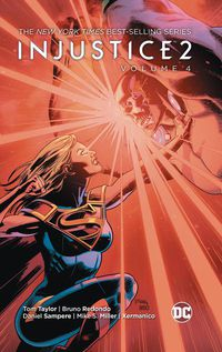 Injustice 2 TPB Vol 04
