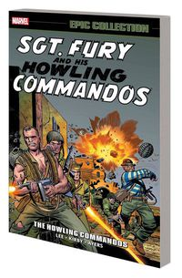 Sgt Fury Epic Collection TPB Howling Commandos
