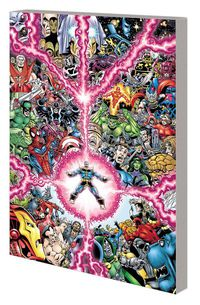 Marvel Universe TPB the End