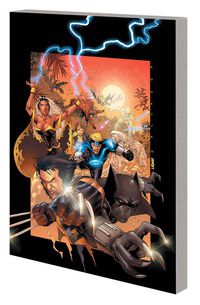 X-Men by Milligan TPB Vol 01 Dangerous Liaisons