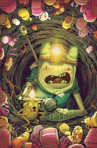 Adventure Time Season 11 #6 Main