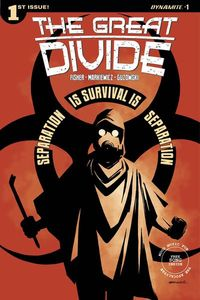 Great Divide #1 (of 6) (Cover B - Markiewicz)