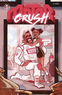 Motor Crush #6 (Cover A - Tarr)