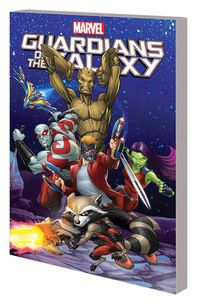 Guardians of the Galaxy Awesome Mix Digest TPB
