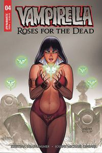 Vampirella Roses for Dead #4 (of 4) (Cover A - Linsner)