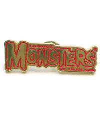 Famous Monsters Logo Pin