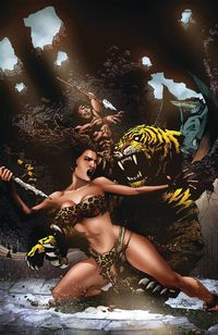 Pellucidar Wings of Death #2 (Cover C - Ltd Ed Virgin Variant)