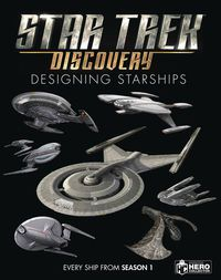 Star Trek Designing Starships HC Vol 04 Discovery