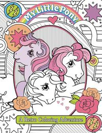 My Little Pony Retro Coloring Book