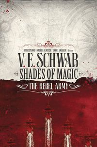 Shades of Magic Rebel Army #1 (Cover C - Novel Style)
