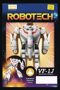 Robotech #24 (Cover B - Vehicle Action Figure Variant)