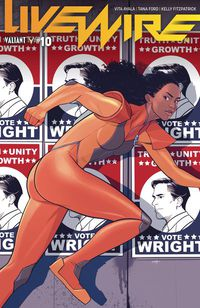 Livewire #10 (Cover A - Lee)