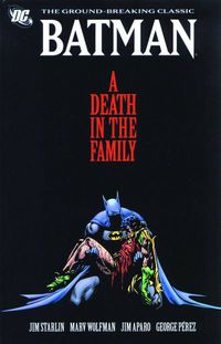 Batman A Death in the Family TPB New Edition