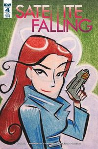 Satellite Falling #4 (Subscription Variant)