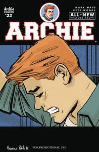 Archie #23 (Cover A - Pete Woods)
