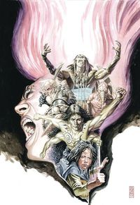 Rapture #4 (Cover B - Jones)