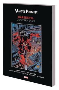 Marvel Knights Daredevil by Smith & Quesada TPB Guardian Devi