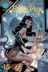 Bettie Page Unbound #5 (Cover A - Royle)