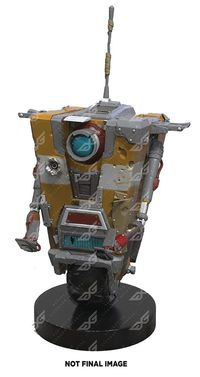 Borderlands 3 Claptrap Cable Guy