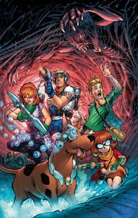 Scooby Apocalypse comics at TFAW.com