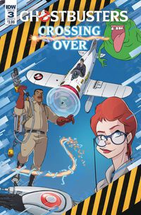 Ghostbusters Crossing Over #3 (Cover A - Schoening)