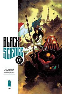 Black Science #35 (Cover A - Scalera & Dinisio)