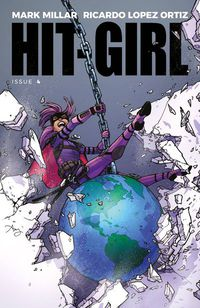 Hit-Girl #4 (Cover A - Reeder)