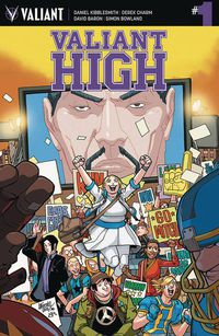 Valiant High #1 (of 4) (Cover A - Lafuente)