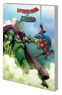 Spider-Man vs Mysterio TPB