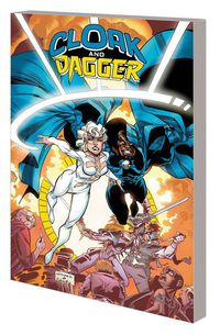 Cloak and Dagger TPB Agony and Ecstasy