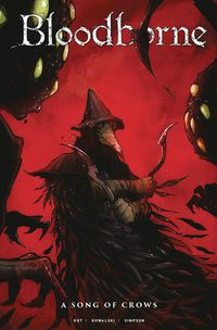 Bloodborne #12 (Cover A - Worm)