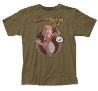 Marvel Squirrel Girl Lets Get Nuts Previews Exclusive T-Shirt LG