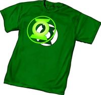 Green Lantern Power Symbol T-Shirt XXL