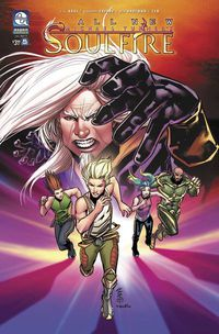 All New Soulfire #5 (Cover A - Cafaro)
