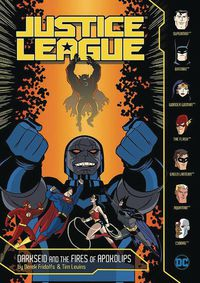 Justice League YR TPB Darkseid and Fires of Apokolips
