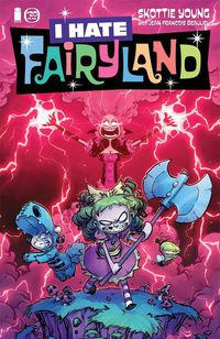 I Hate Fairyland #20 (Cover A - Young)