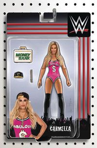 WWE #19 (Riches Action Figure Variant)