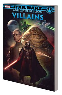 Star Wars Age of Rebellion TPB Villains