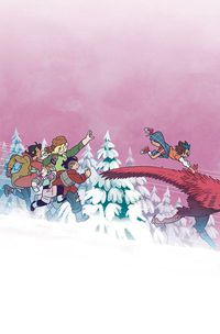 Lumberjanes #64 (Cover A - Main Leyh)