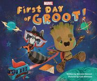 First Day of Groot Yr Picture Book