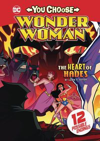 Wonder Woman You Choose SC Heart of Hades